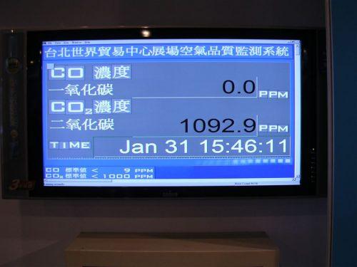 空氣品質監測